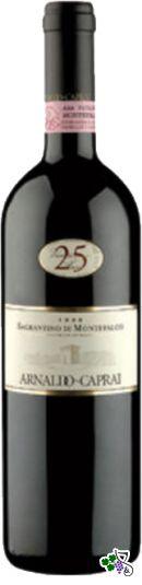 Ficha Técnica: Sagrantino di Montefalco 25 Anni (1998)