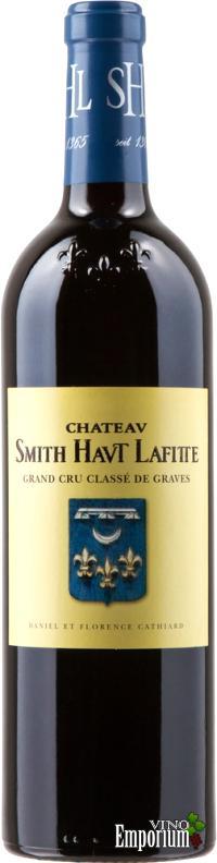 Ficha Técnica: Château Smith Haut Lafitte Rouge (2012)