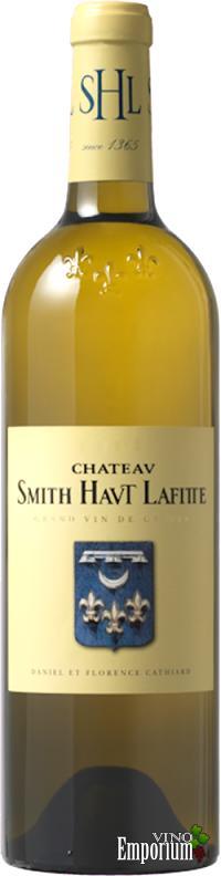 Ficha Técnica: Château Smith Lafitte Blanc (2012)