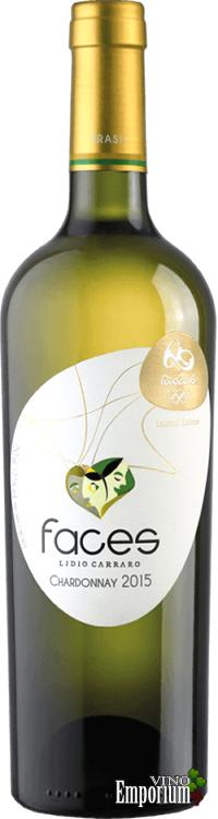 Ficha Técnica: Faces Lidio Carraro Chardonnay (2015)
