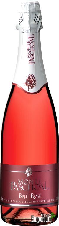 Ficha Técnica: Monte Paschoal Brut Rosé