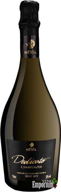 Ficha Técnica: Monte Paschoal Dedicato Champenoise Brut (2012)