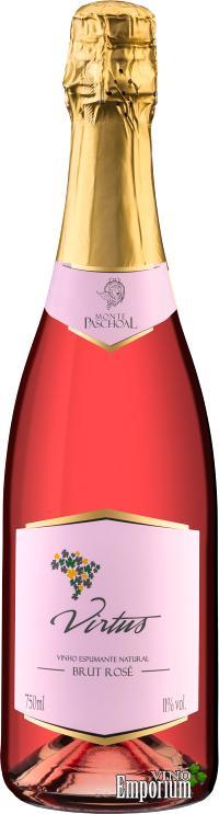 Ficha Técnica: Monte Paschoal Virtus Brut Rosé