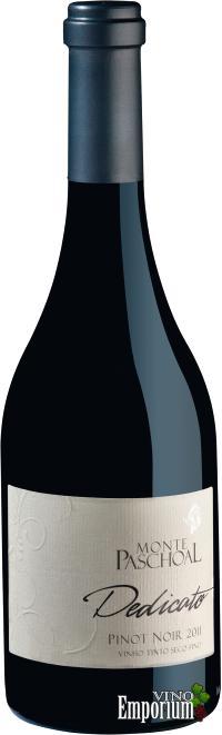 Ficha Técnica: Monte Paschoal Dedicato Pinot Noir (2011)