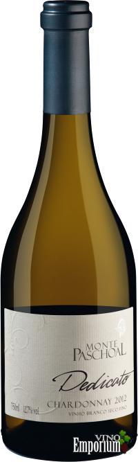 Ficha Técnica: Monte Paschoal Dedicato Chardonnay (2012)