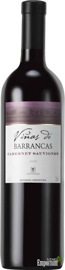 Ficha Técnica: Viñas de Barrancas Cabernet Sauvignon (2008)
