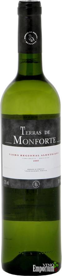 Ficha Técnica: Terras de Monforte Branco (2009)
