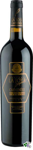 Ficha Técnica: La Joya Carmenère Cuvée Premium (1998)