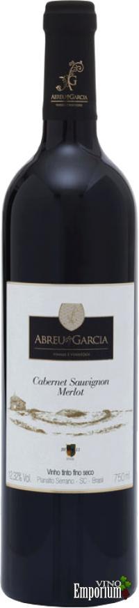 Ficha Técnica: Abreu Garcia Cabernet Sauvignon - Merlot (2011)