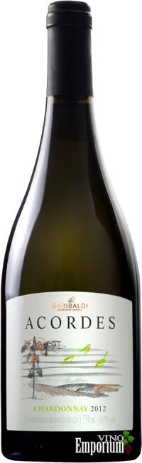 Ficha Técnica: Acordes Chardonnay (2012)