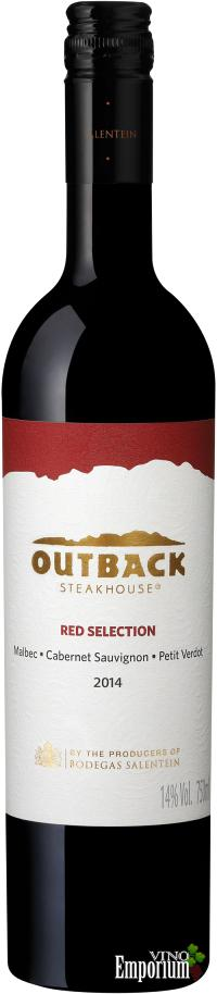 Ficha Técnica: Outback Red Selection (2014)
