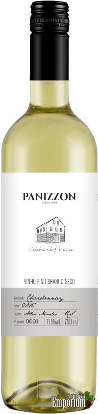 Ficha Técnica: Panizzon Chardonnay (2015)