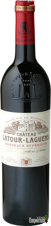 Ficha Técnica: Château Latour-Lague
