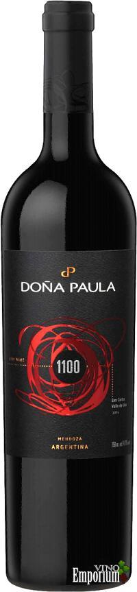 Ficha Técnica: Doña Paula 1100 (2014)