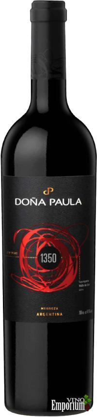 Ficha Técnica: Doña Paula 1350 (2014)