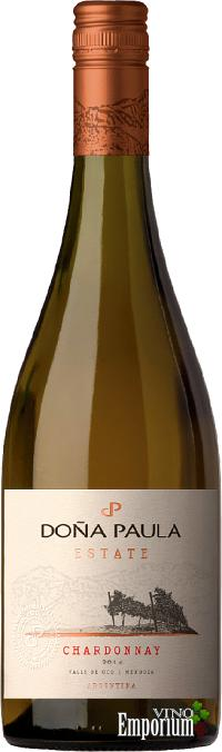 Ficha Técnica: Doña Paula Estate Chardonnay (2014)