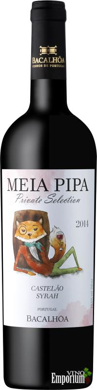 Ficha Técnica: Meia Pipa Private Selection (2014)
