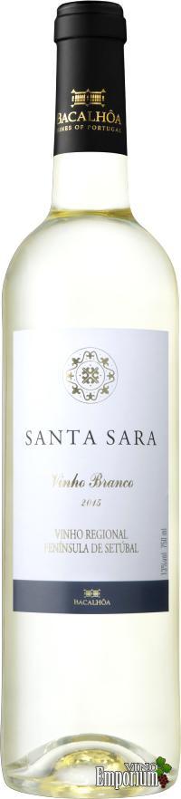 Ficha Técnica: Santa Sara Branco (2015)