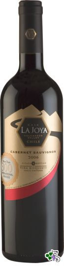 Ficha Técnica: La Joya Cabernet Sauvignon (2006)