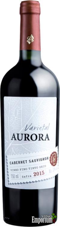 Ficha Técnica: Aurora Varietal Cabernet Sauvignon (2015)