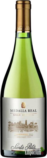 Ficha Técnica: Medalla Real Gran Reserva Chardonnay (2013)