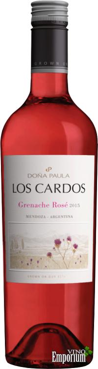Ficha Técnica: Los Cardos Grenache Rosé (2015)