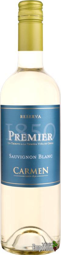 Ficha Técnica: Premier 1850 Sauvignon Blanc Reserva