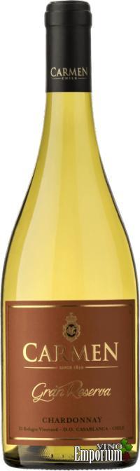Ficha Técnica: Carmen Gran Reserva Chardonnay