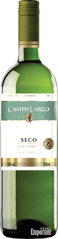 Ficha Técnica: Campo Largo Branco Seco