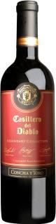 Casillero del Diablo Legendary Collection (Manchester United)