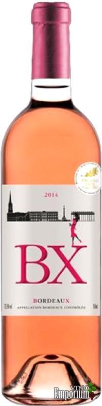 Ficha Técnica: BX Bordeaux Rosé (2014)