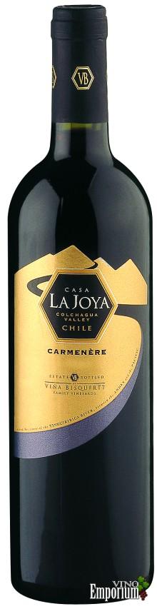 Ficha Técnica: La Joya Carmenère (2005)
