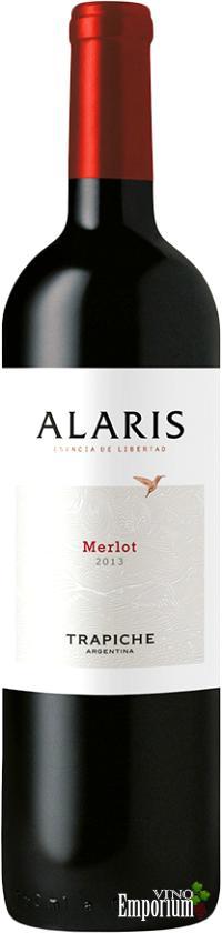 Ficha Técnica: Alaris Merlot (2013)
