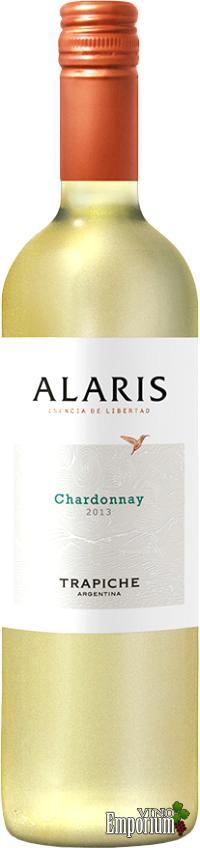 Ficha Técnica: Alaris Chardonnay (2013)
