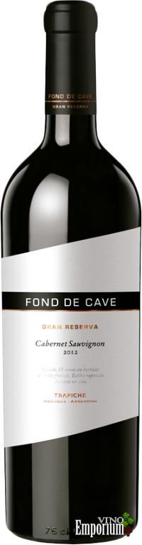 Ficha Técnica: Fond de Cave Gran Reserva Cabernet Sauvignon (2012)