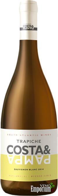 Ficha Técnica: Costa & Pampa Sauvignon Blanc (2014)