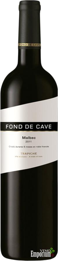 Ficha Técnica: Fond de Cave Malbec (2011)
