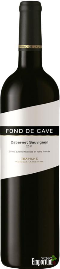 Ficha Técnica: Fond de Cave Cabernet Sauvignon (2011)