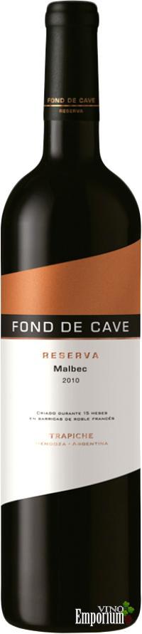 Ficha Técnica: Fond de Cave Reserva Malbec (2010)