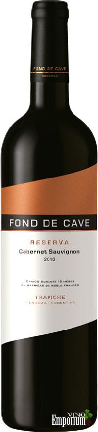 Ficha Técnica: Fond de Cave Reserva Cabernet Sauvignon (2010)
