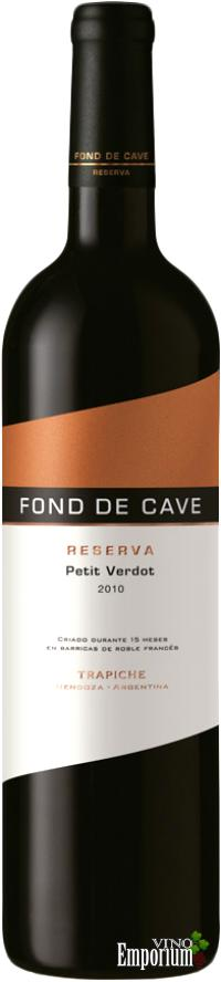 Ficha Técnica: Fond de Cave Reserva Petit Verdot (2010)