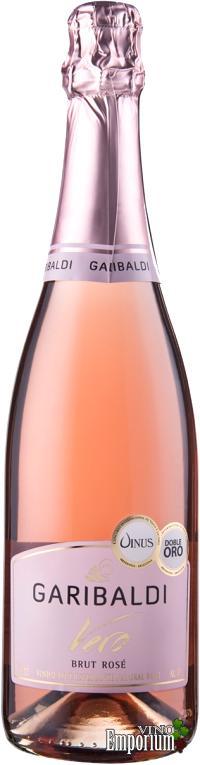 Ficha Técnica: Garibaldi Vero Brut Rosé