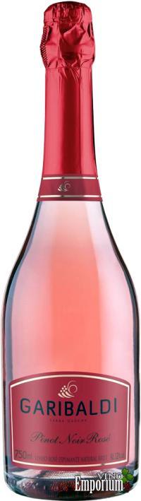 Ficha Técnica: Garibaldi Pinot Noir Brut Rosé