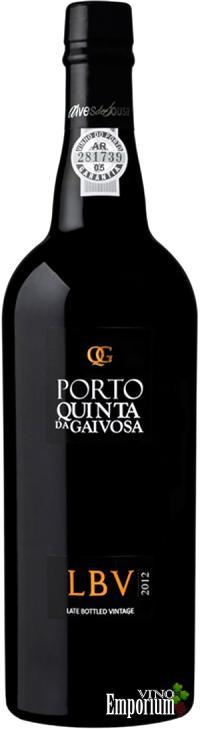 Ficha Técnica: Quinta da Gaivosa Porto LBV (2012)
