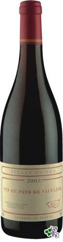 Ficha Técnica: Vin de Pays de Vaucluse (2003)