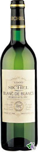 Ficha Técnica: Sichel Bordeaux Branco