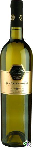 Ficha Técnica: La Joya Gewürztraminer Reserve (2006)