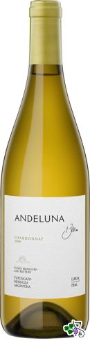 Ficha Técnica: Andeluna Chardonnay (2009)