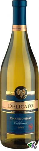 Ficha Técnica: Delicato Chardonnay (2002)