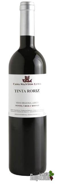 Ficha Técnica: Tinta Roriz (2000)